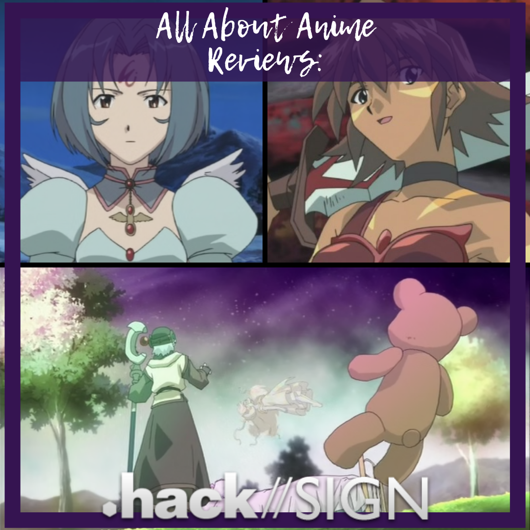 Featured image for .Hack//Sign, What is Going On?