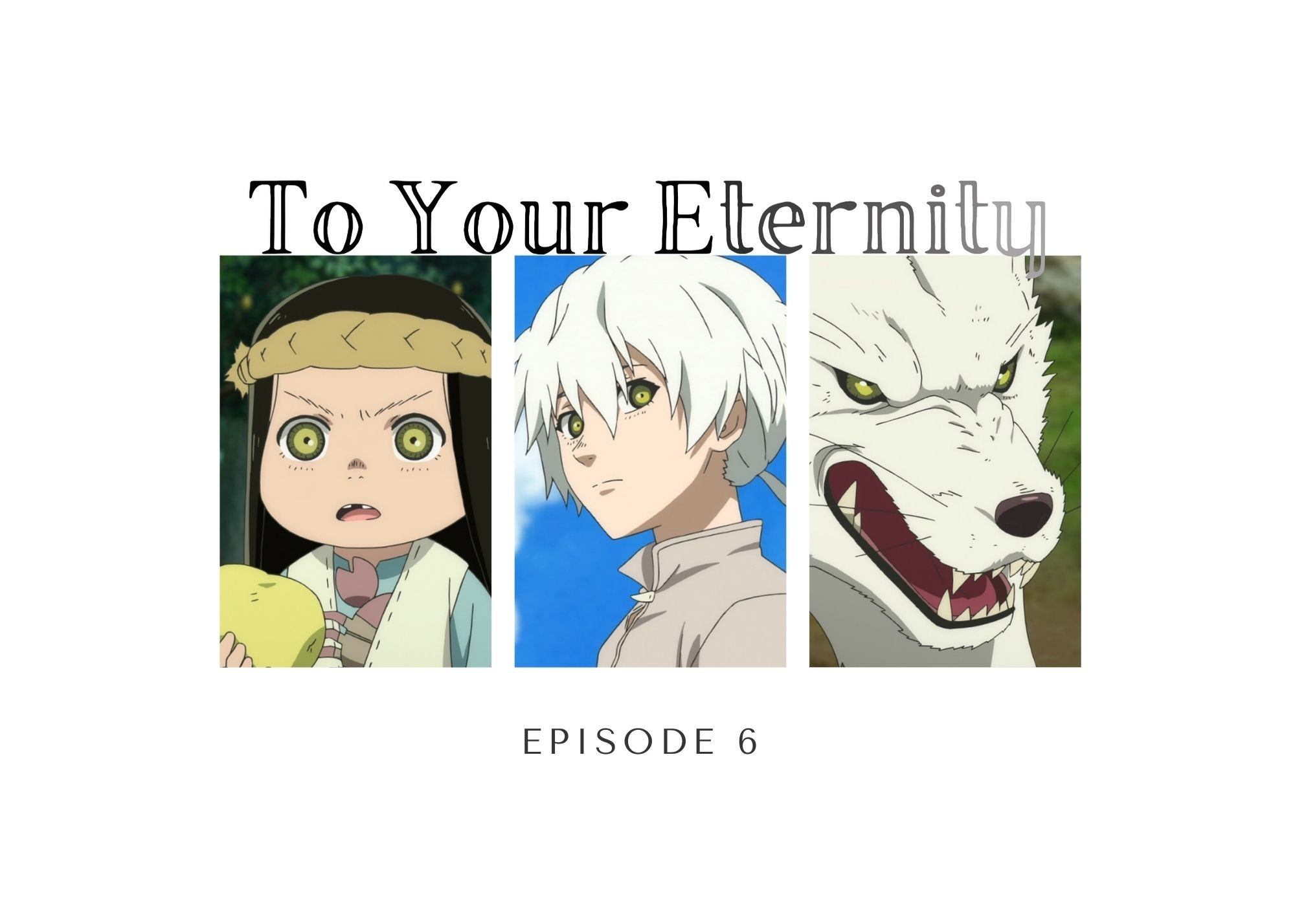 Featured image for To Your Eternity ep. 6 – Maker