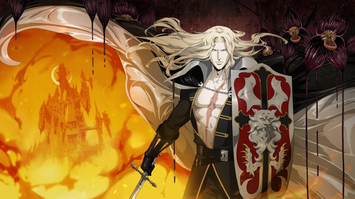 Featured image for The Bloody, Beautiful End; Castlevania's Final Season