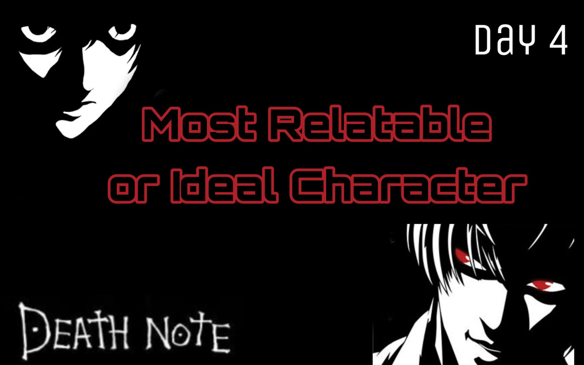 Featured image for 15 Days of Death Note Challenge: Day 4