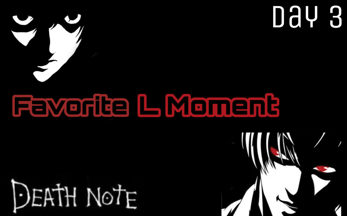 Featured image for The 15 Days of Death Note Challenge: Day 3