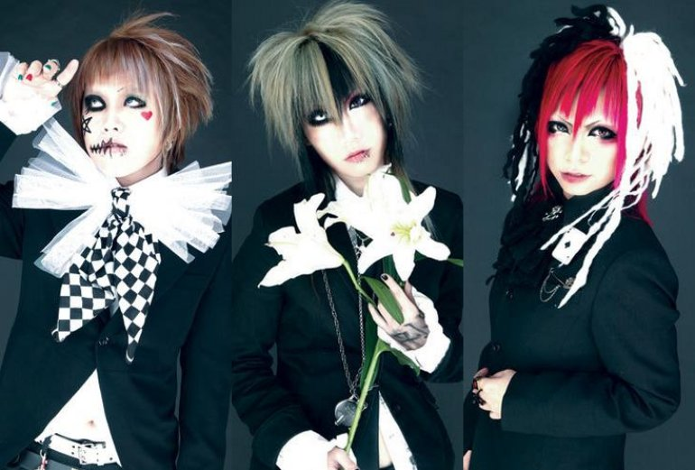 Featured image for The Women of Visual Kei – Necro Circus