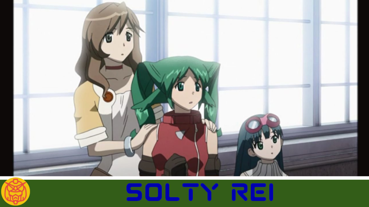 Featured image for Solty Rei – What is Family? What is Truth?