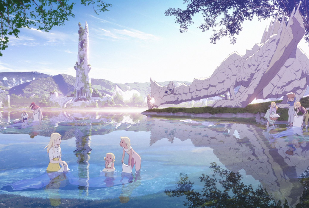 Featured image for Maquia: When the Promised Flower Blooms – Anime Review