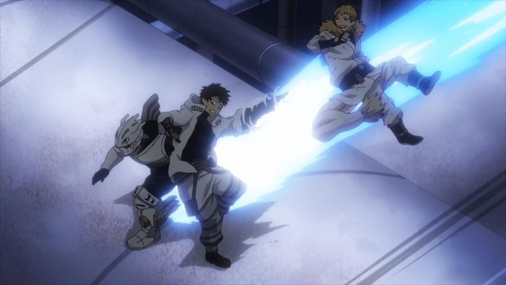 Featured image for My Hero Academia: Season 5, Episode 8: Tenya and Shoto fall short