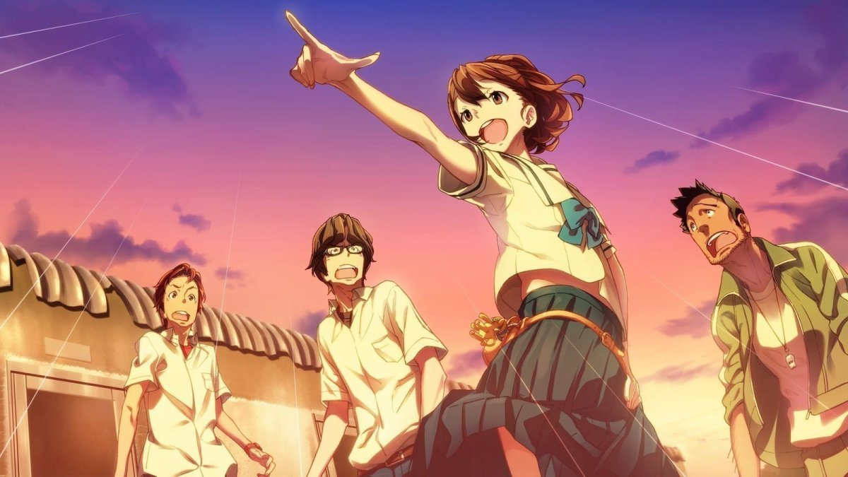 Featured image for Tech Otakus Save The World – Robotics;Notes Elite – Review