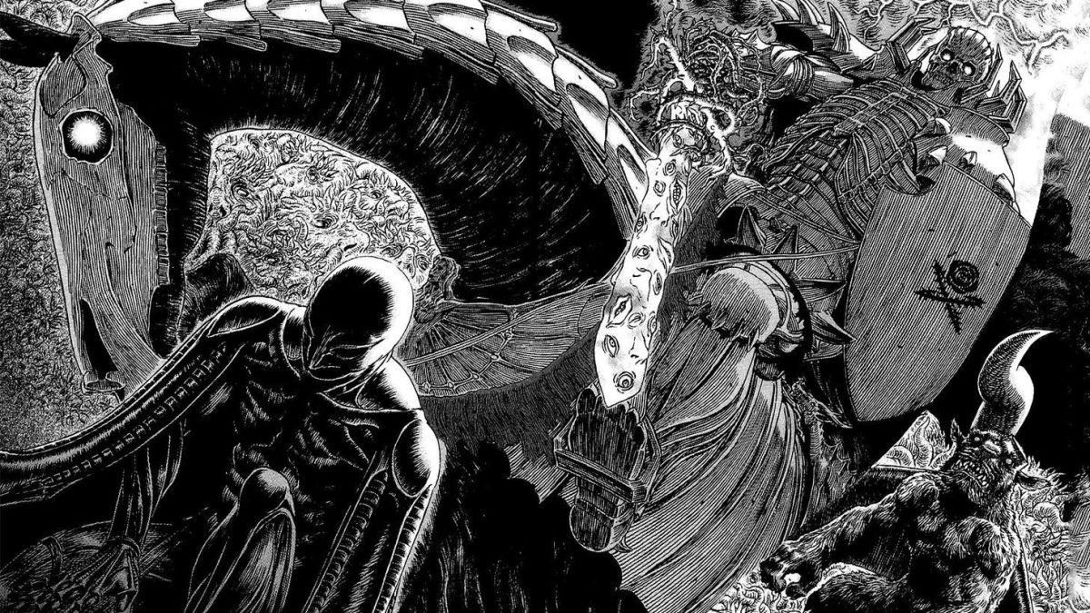 Featured image for Doki Doki News: Berserk's Creator Passes Away, MHA Mobile, and Ni no Kuni II