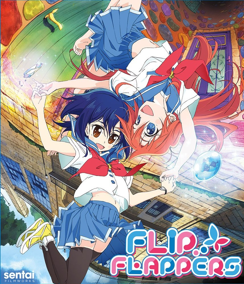 Featured image for Flip Flappers