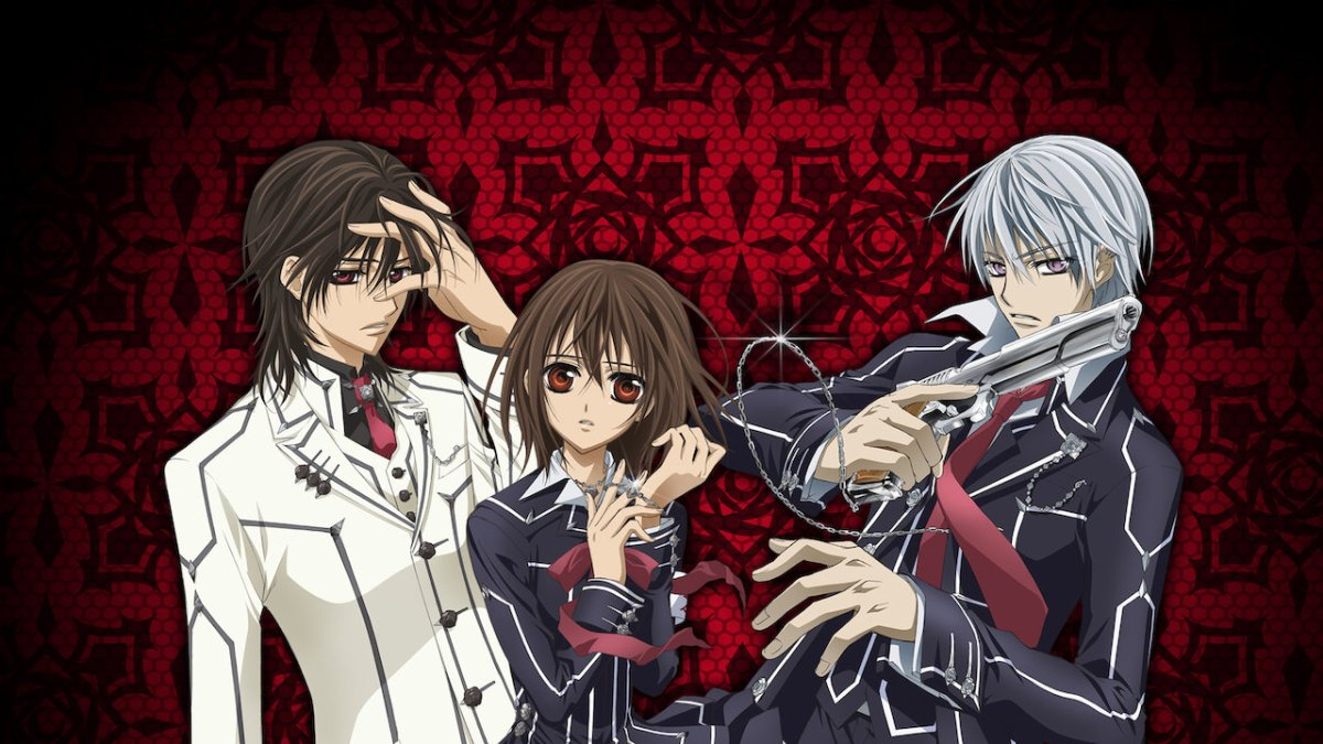 Featured image for Vampire Knight