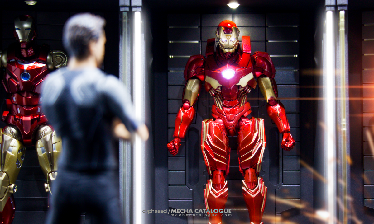 Featured image for #2005 / Variant Bring Arts / Iron Man