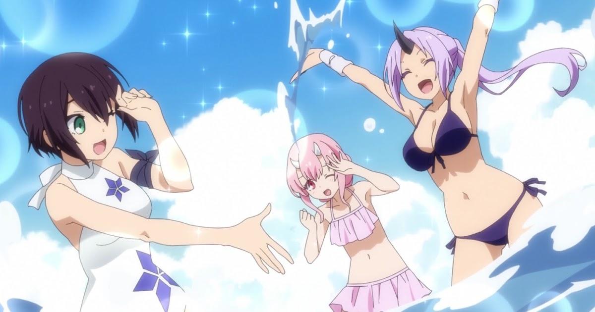 Featured image for Tensura Nikki - Episode 4 - Rimuru Beach Trip