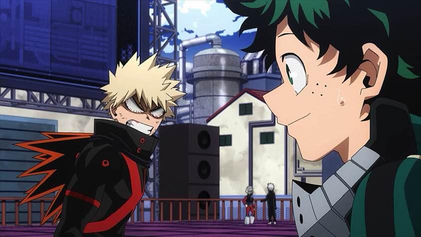 Featured image for Boku no Hero Academia Season 5 – 09