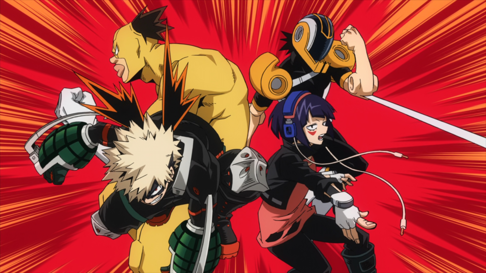 Featured image for Boku no Hero Academia S5 – 09