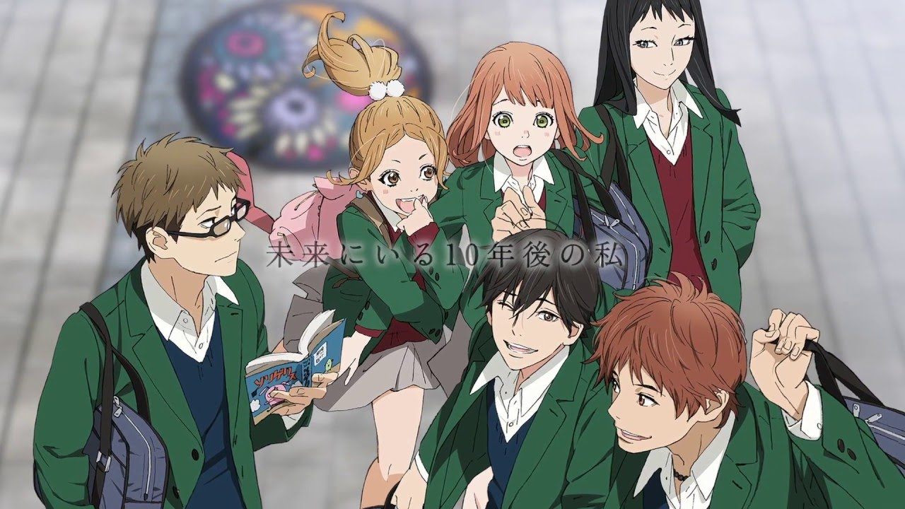 Featured image for Anime Review: Orange Episode 2