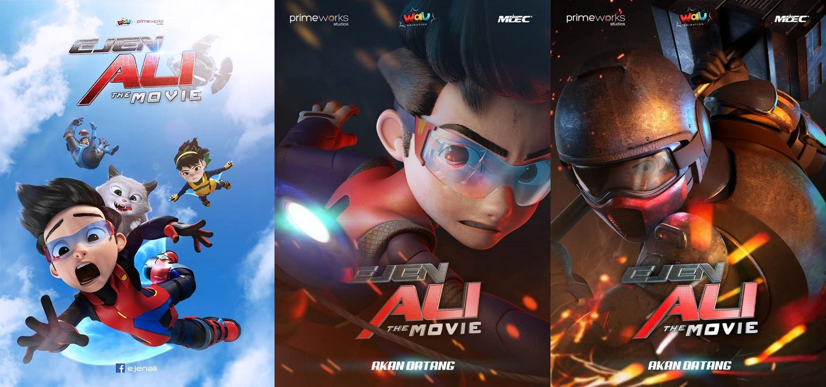 Featured image for Three Local 3D Animated Films in 2019
