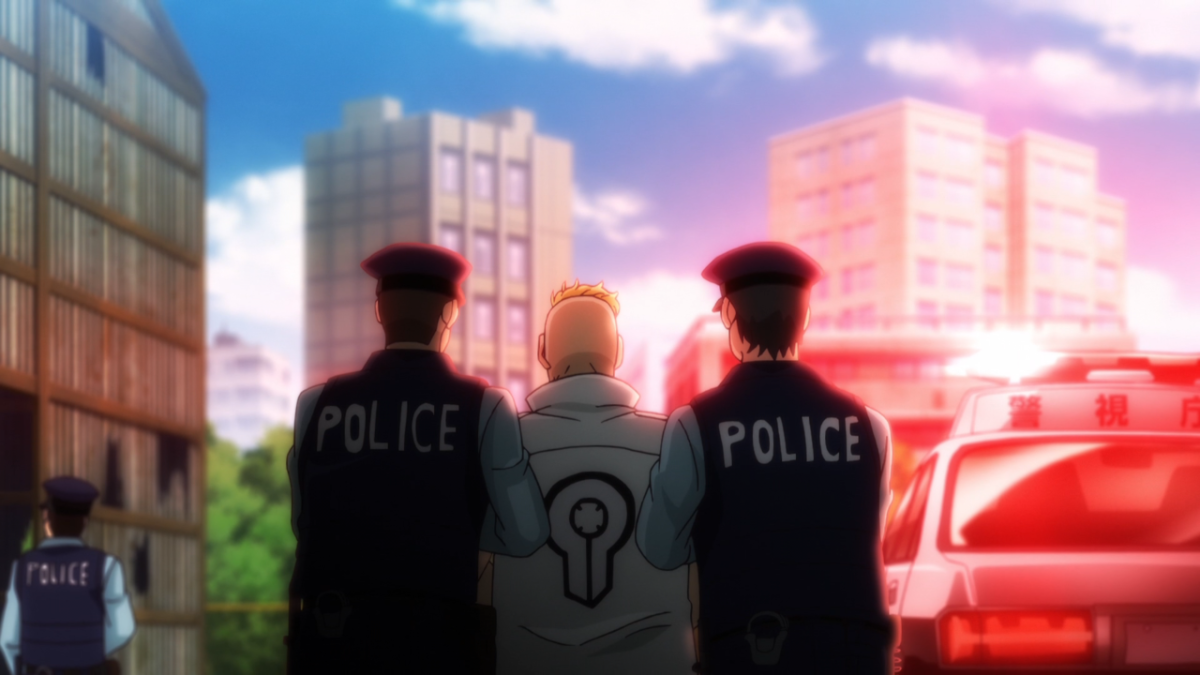 Featured image for Tokyo Revengers – Episode 7
