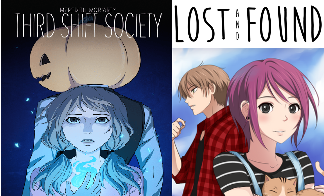 Featured image for Review: Third Shift Society & Lost and Found
