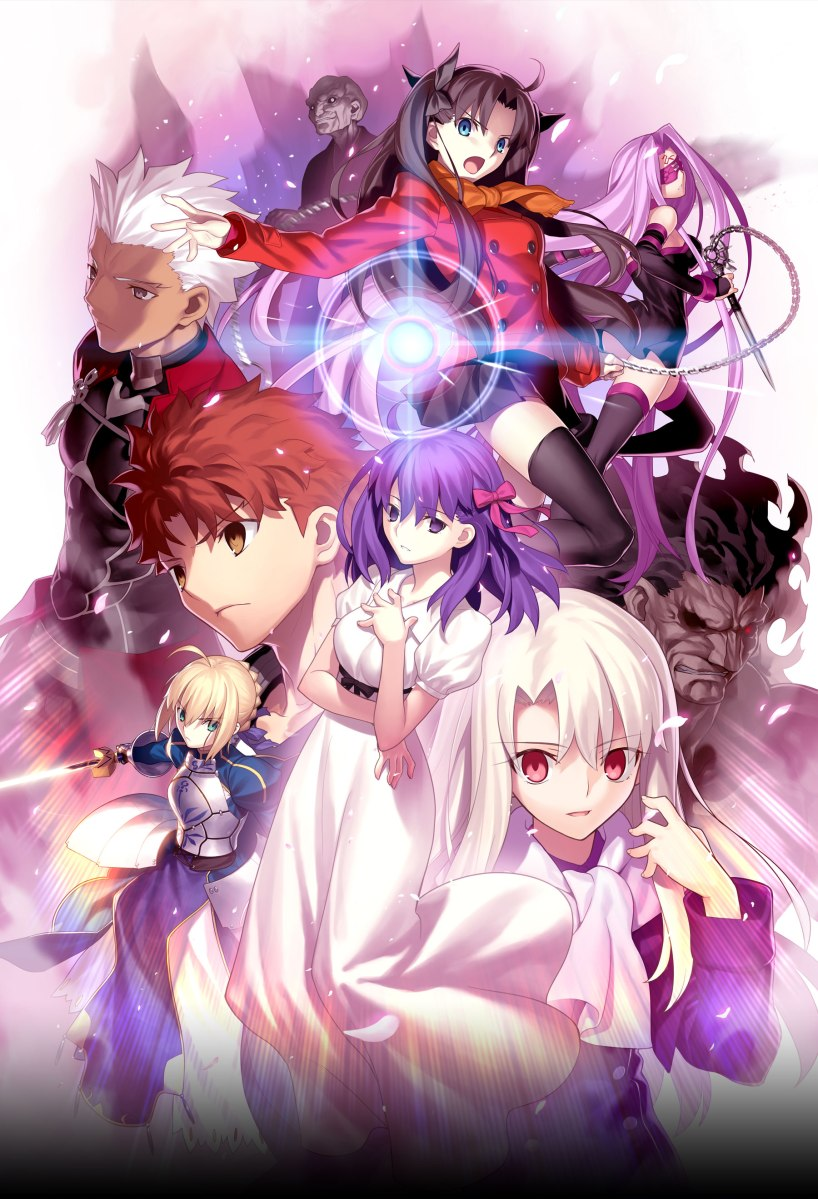 Featured image for Fate/Stay Night: Heaven's Feel: Presage Flower – A Stunning foundation