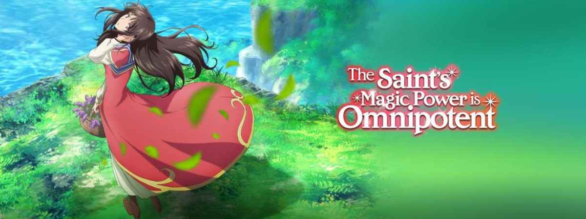 Featured image for The Saint's Magic Power is Omnipotent