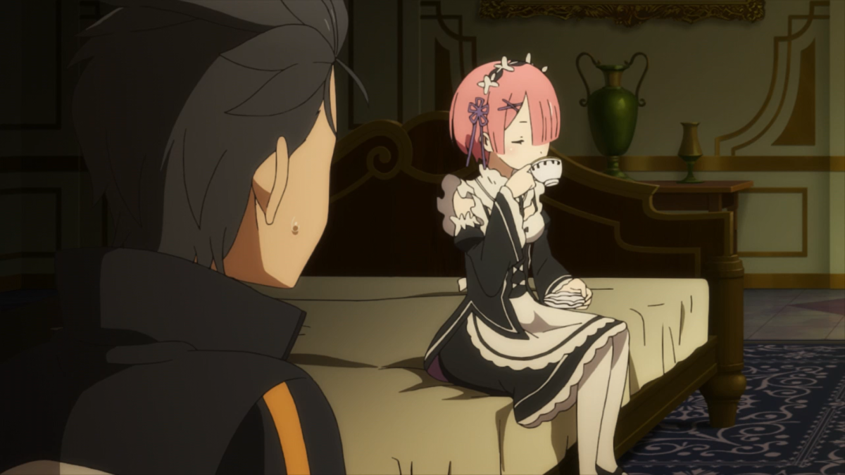 Featured image for The Red Ogre Who Cried – Re: Zero S1 Episode 4 Rewatch