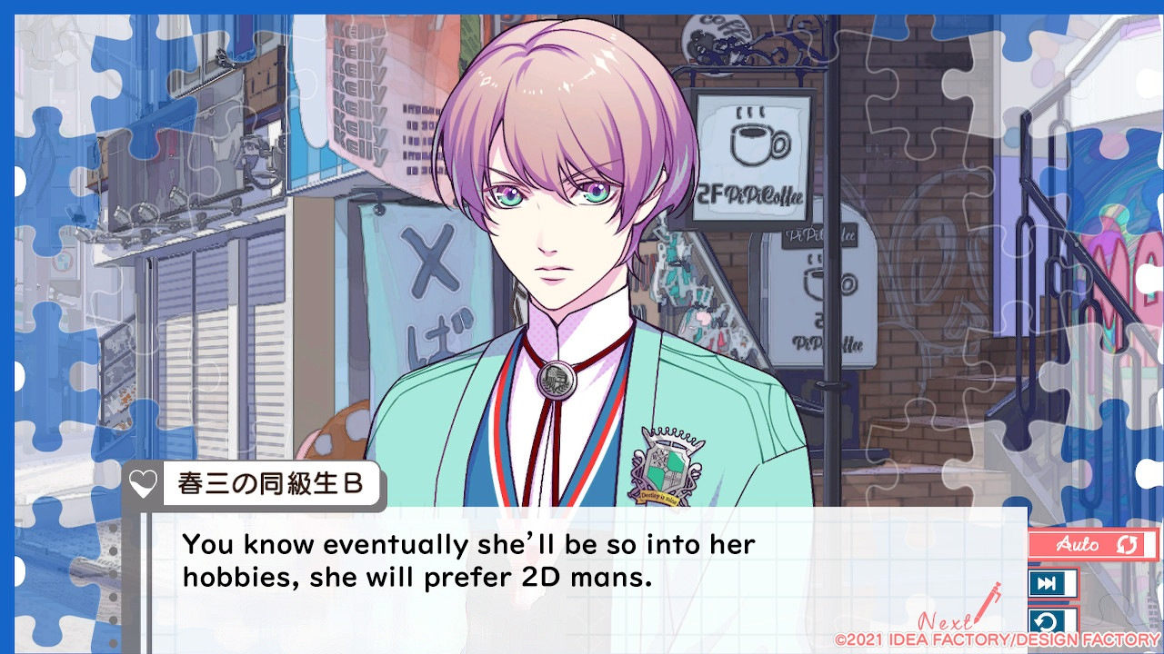 Featured image for Otome Game Review: Lover Pretend