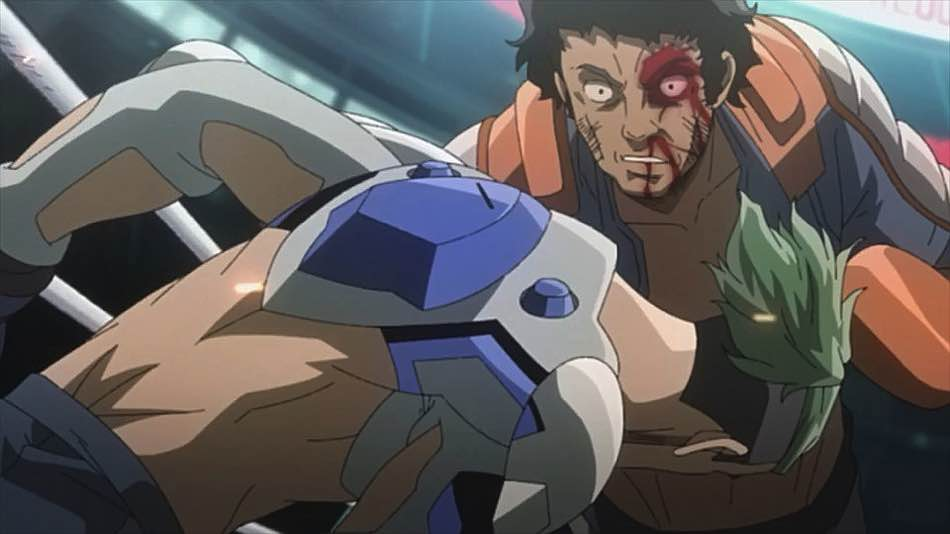 Featured image for Nomad: Megalo Box 2 – 08