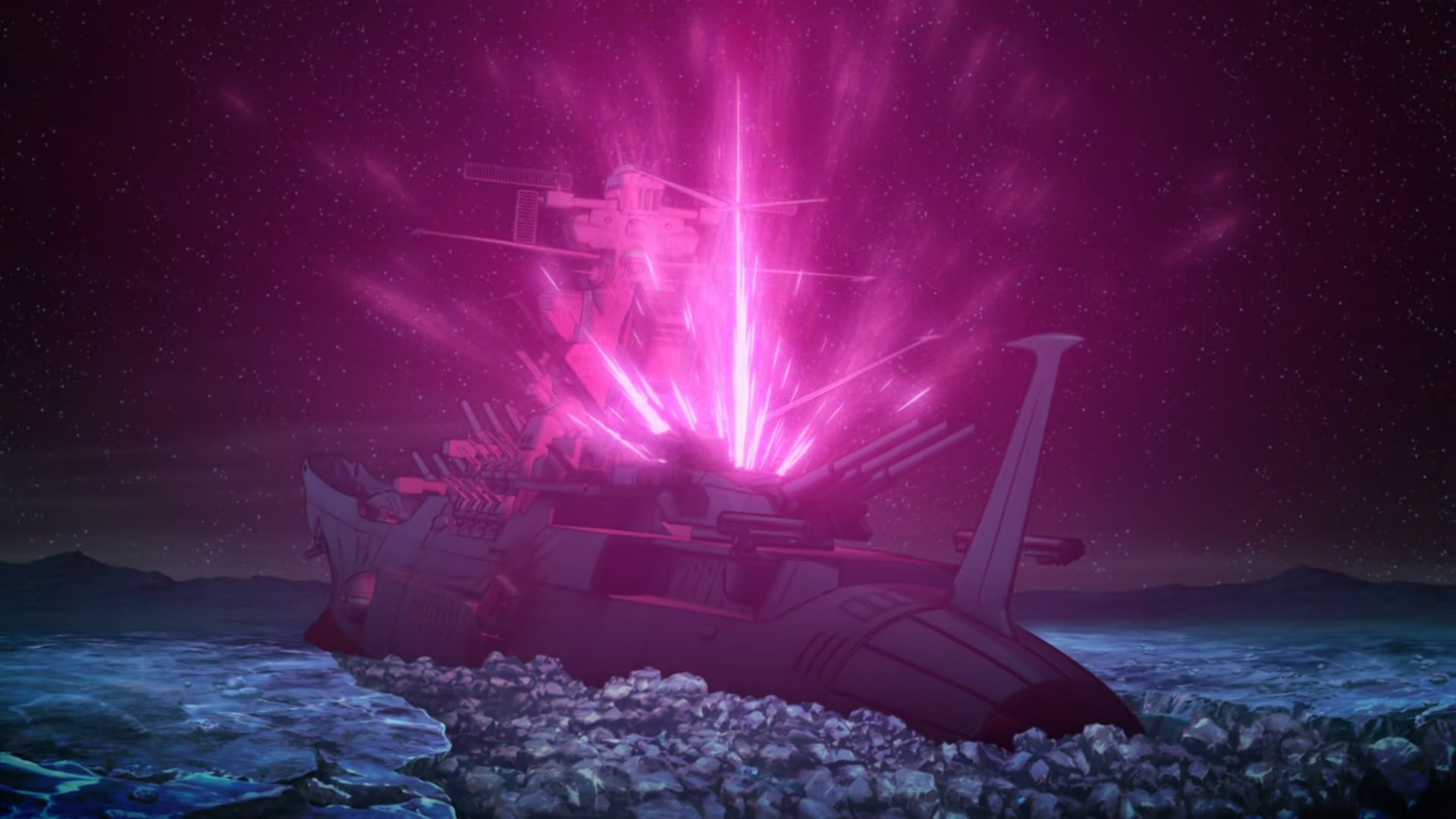 Featured image for Space Battleship Yamato 2199 – Episode 5
