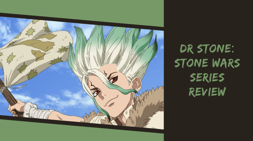 Featured image for Dr Stone: Stone Wars Series Review