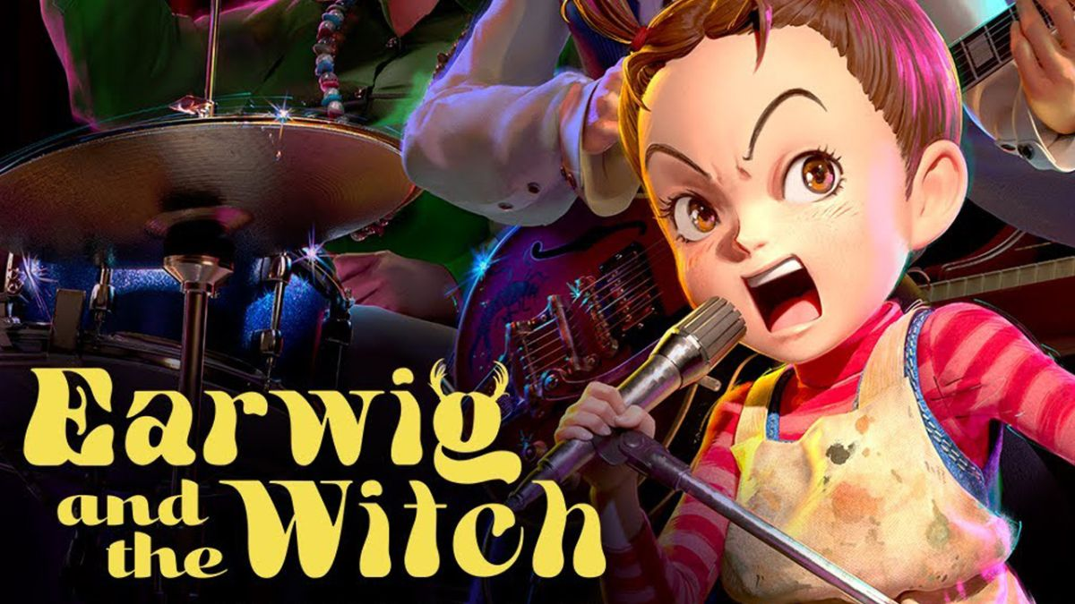 Featured image for Fragglepuss Anime Review 304: Earwig and the Witch / Aya to Majo
