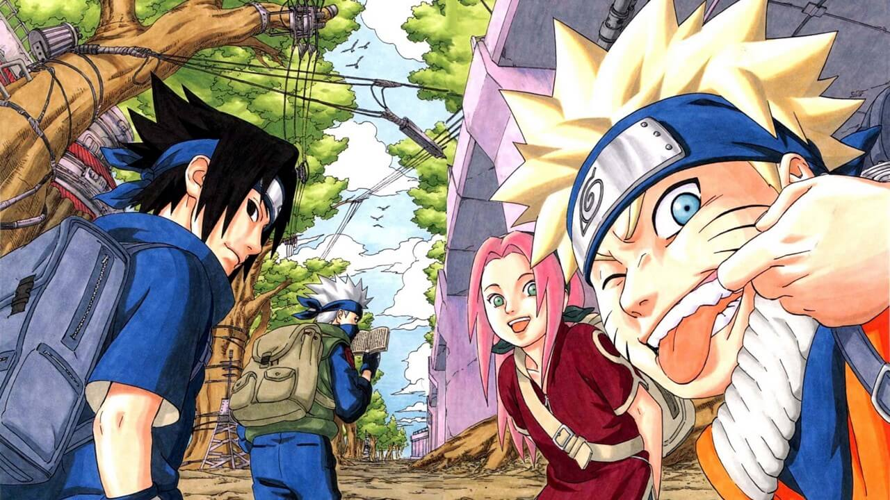 Featured image for Ep.15: Naruto Vol 1