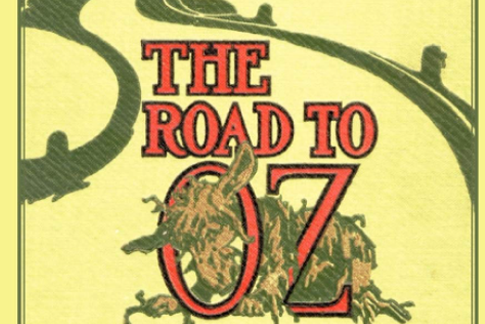 Featured image for The Road to Oz: Worst Book Since the First Book