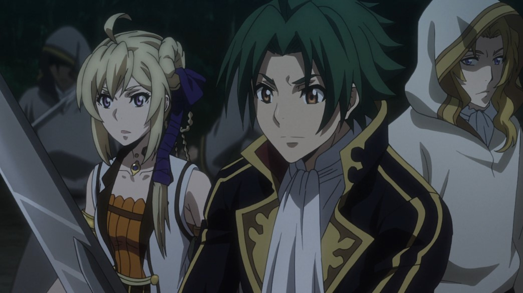 Featured image for Record of Grancrest War (Season One)