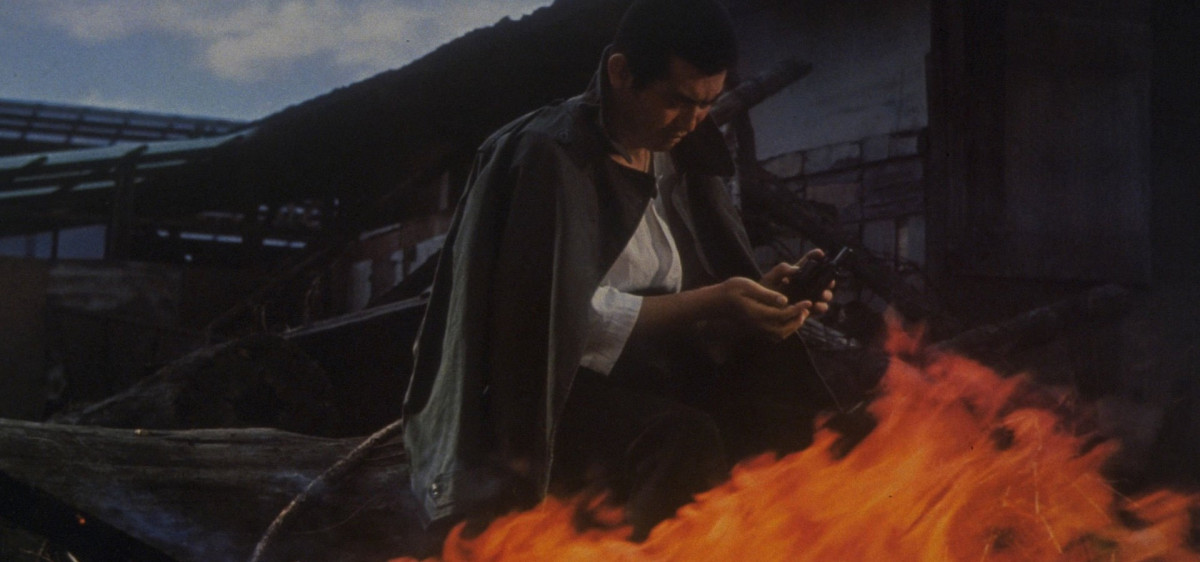 Featured image for Graveyard of Honor  (仁義の墓場, Kinji Fukasaku, 1975)