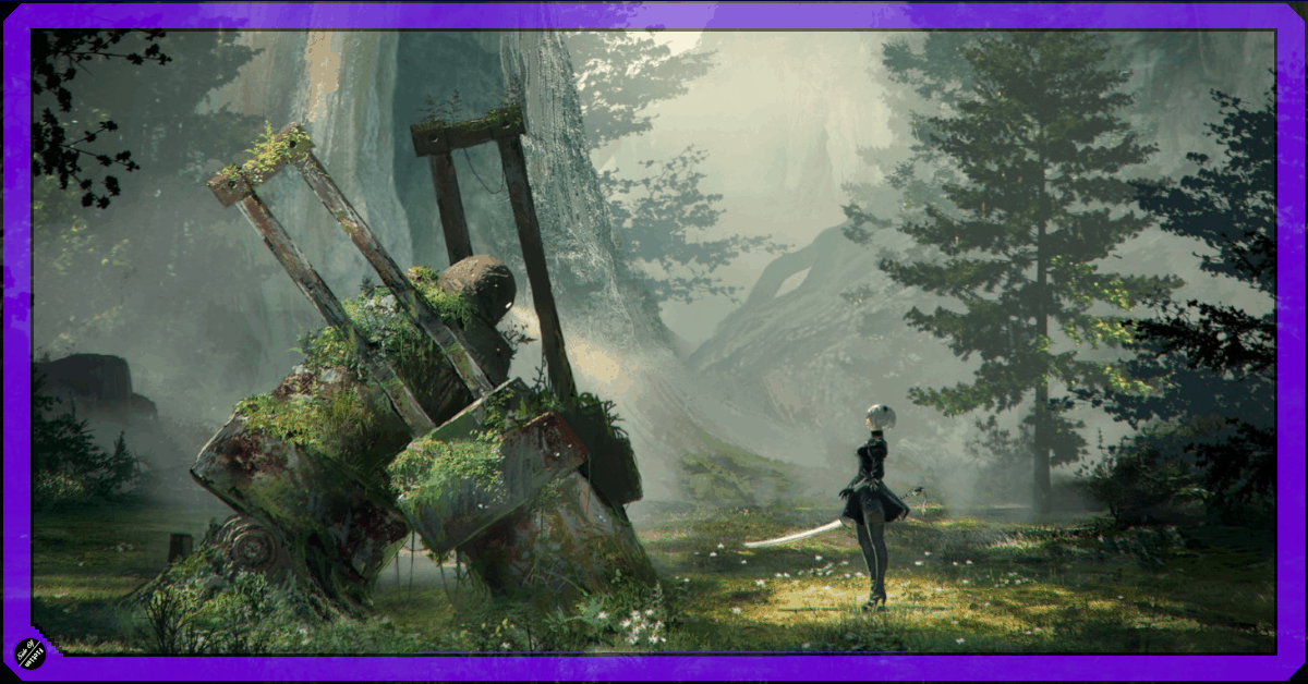 Featured image for What is Humanity? – The Duality of NieR: Automata's War