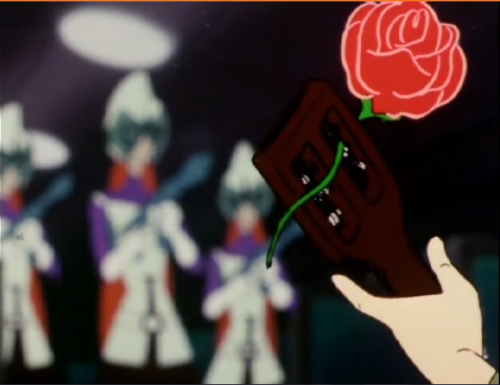Featured image for Love in the time of existentialism in Galaxy Express 999