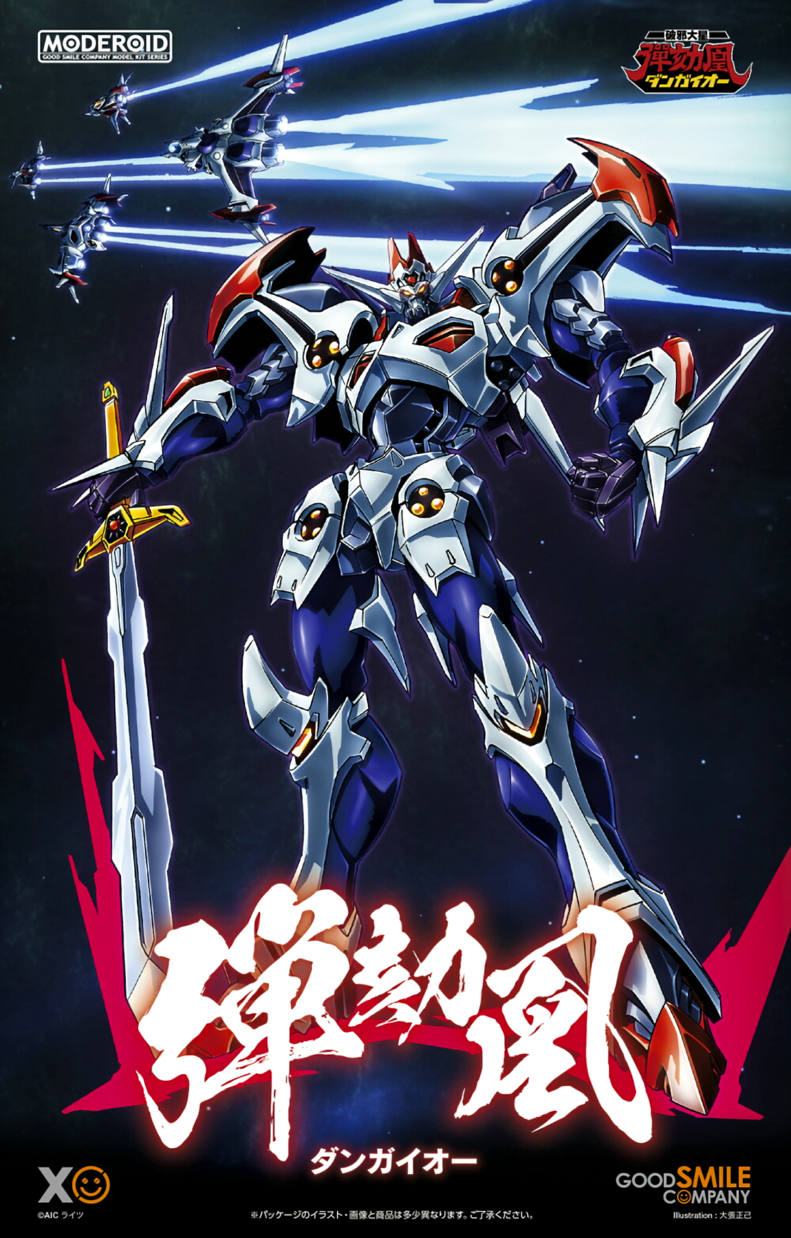 Featured image for Box Art Extravaganza: May 2021, MODEROID Appreciation