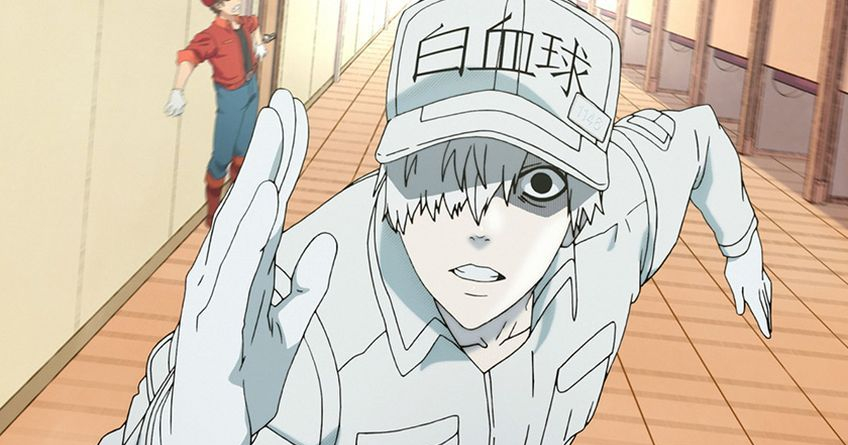 Featured image for Cells At Work!: WHAT'S INSIDE ME?!