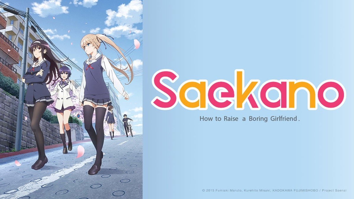 Featured image for Saekano: How to Raise a Boring Girlfriend