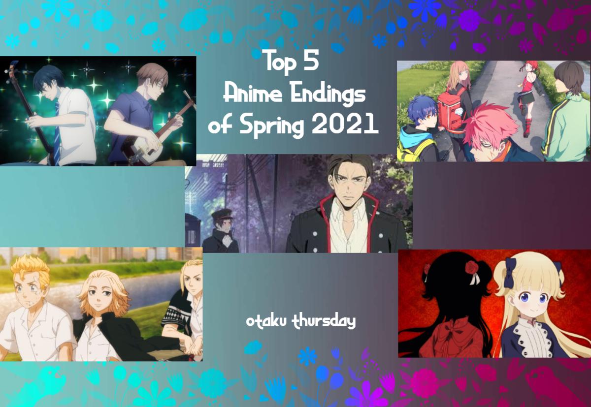 Featured image for Otaku Thursday: Top 5 Anime Endings of Spring 2021