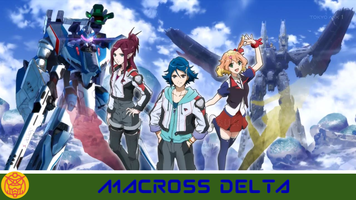 Featured image for Macross Delta: Singing and Weapons of War