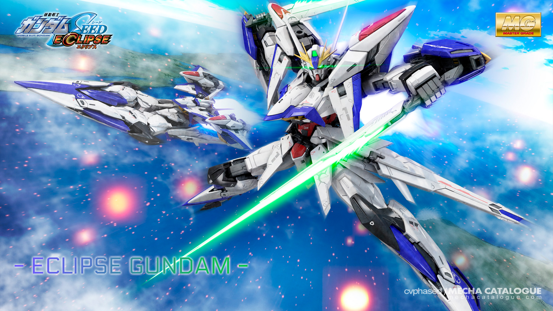 Featured image for Total Eclipse of the Gunpla? MG Eclipse Gundam