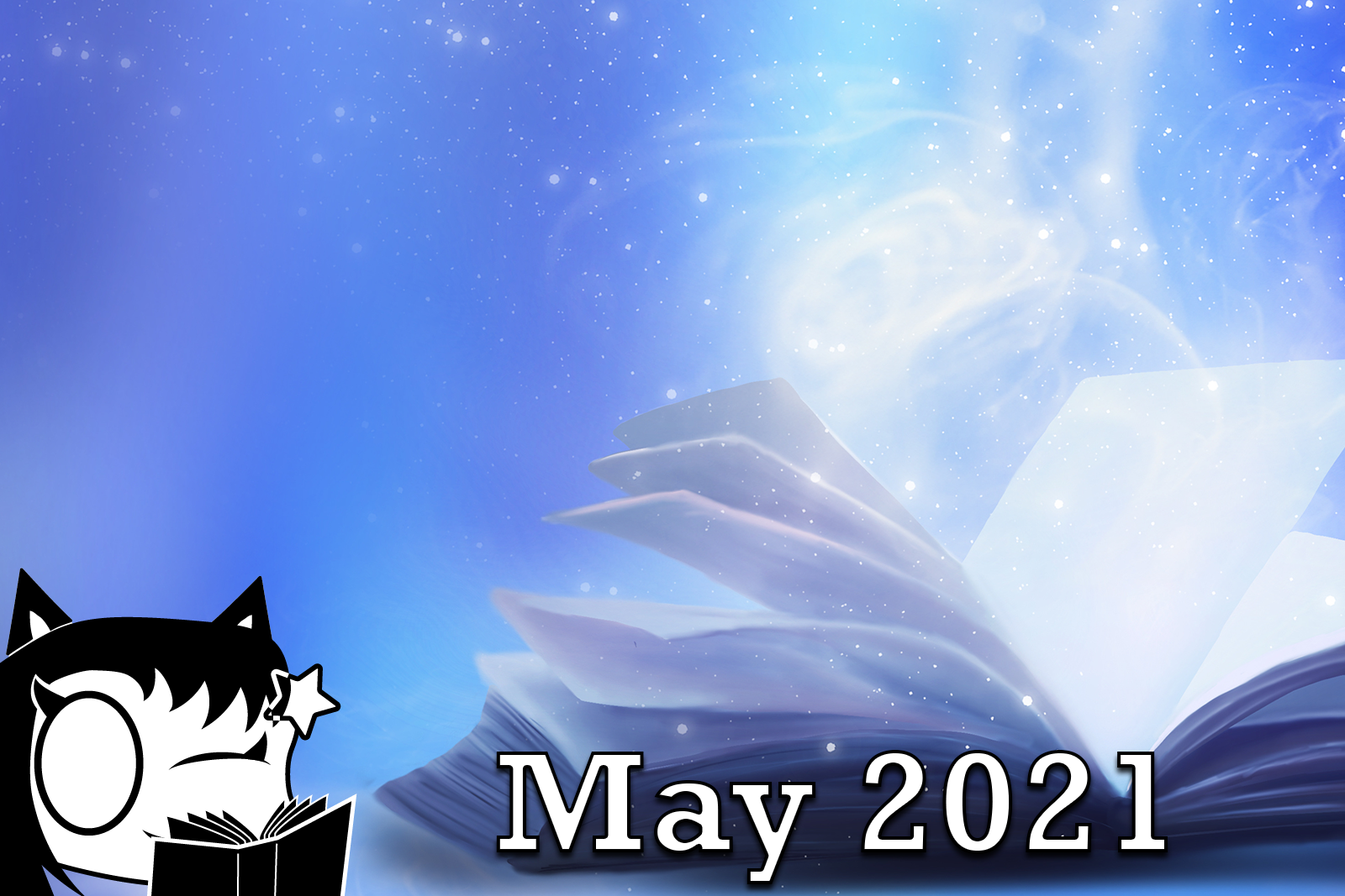 Featured image for Weeb Reads Monthly May 2021