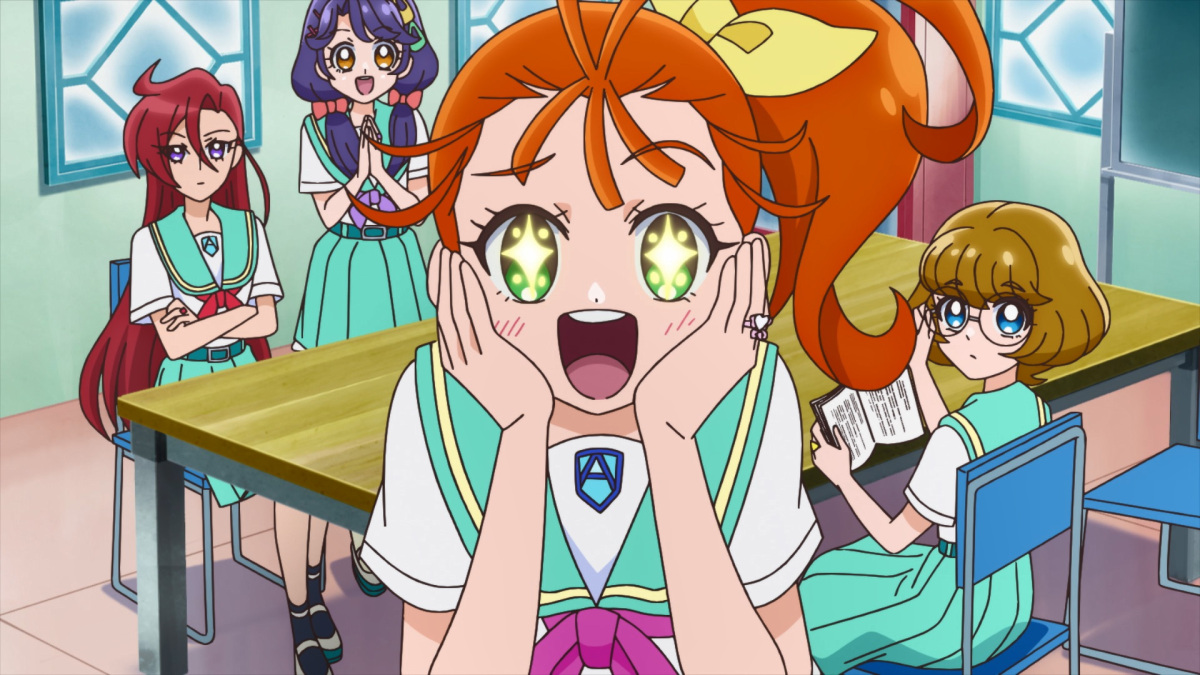 Featured image for Tropical-Rouge! PreCure Episode 14: If You Please
