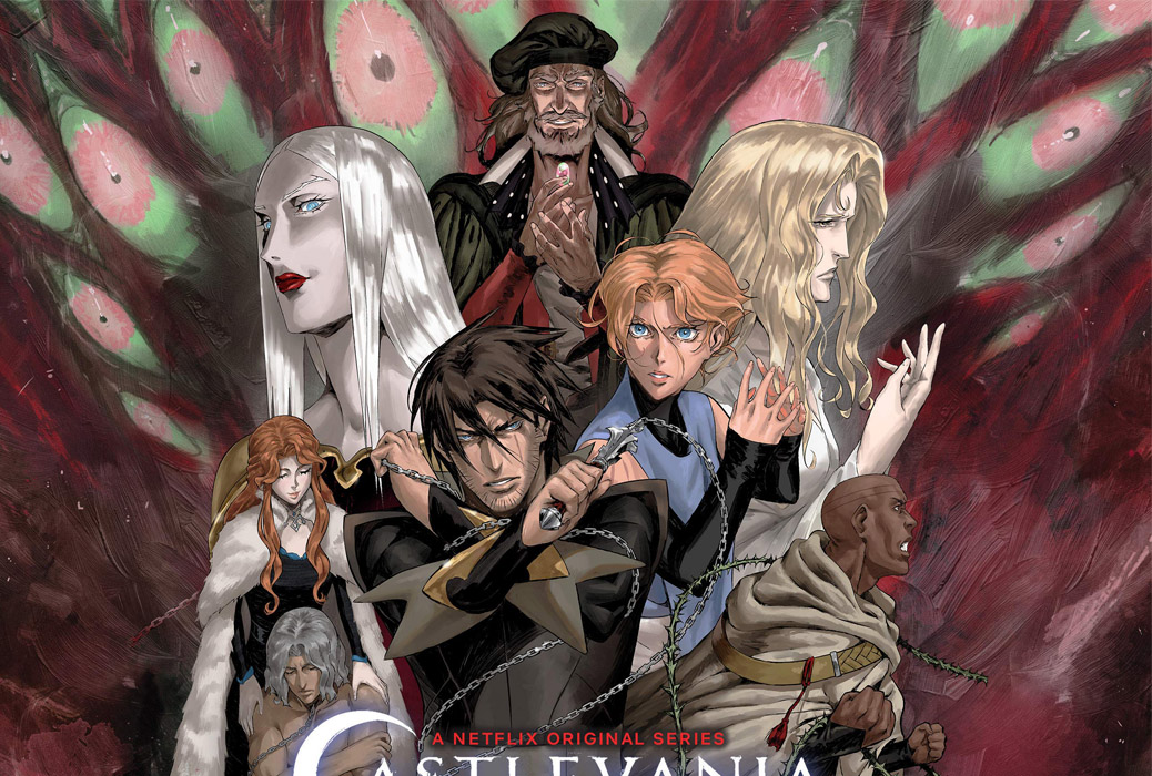 Featured image for Castlevania – Full Series Review