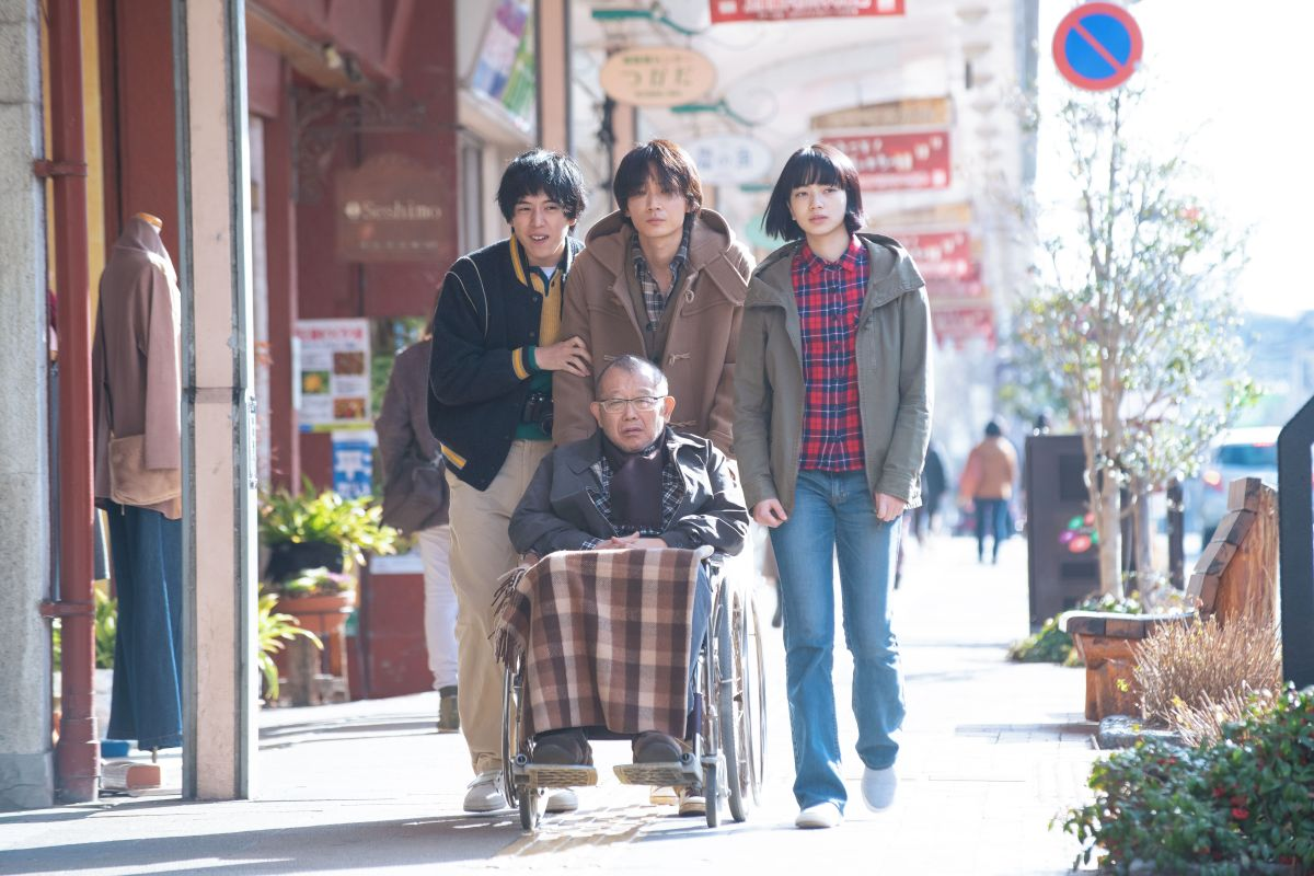 Featured image for Family of Strangers (閉鎖病棟 それぞれの朝, Hideyuki Hirayama, 2019)