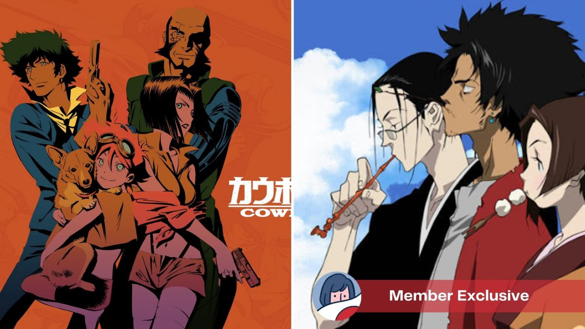 Featured image for Your Anime is Political: Cowboy Bebop & Samurai Champloo