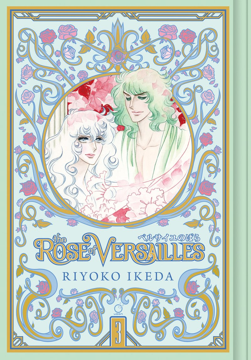 Featured image for The Rose of Versailles Volume 3 Review