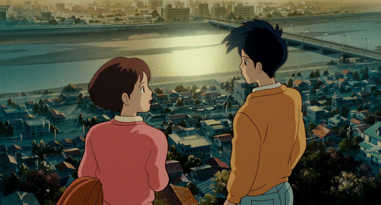 Featured image for Whisper of the Heart (1995) by Yoshifumi Kondo