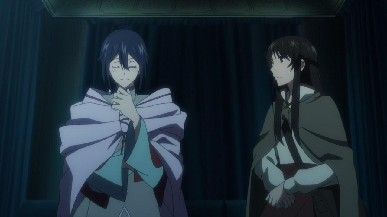 Featured image for Seijo no Maryoku wa Bannou Desu Episode #09