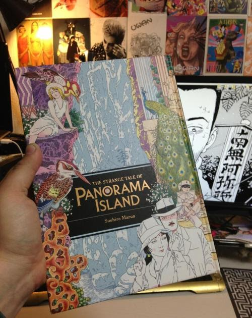 Featured image for THE STRANGE TALE OF PANORAMA ISLAND: Now Available!